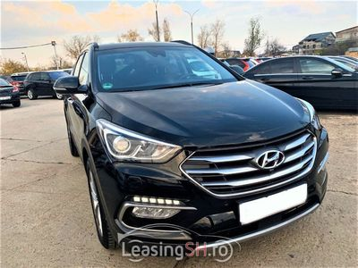 second-hand Hyundai Santa Fe din 2016