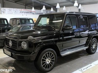 second-hand Mercedes G350 G