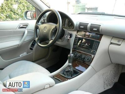 second-hand Mercedes C200 2148
