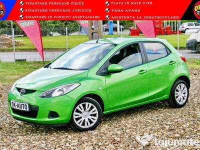 second-hand Mazda 2 - 1.4 diesel - posibilitate rate fixe avans 0%