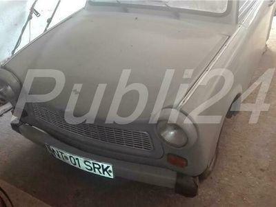 second-hand Trabant 601