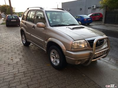 second-hand Suzuki Grand Vitara 4x4 anul 2005 2,0 tdi
