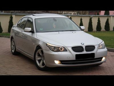 second-hand BMW 530 E60 d Facelift, 3.0 Diesel, an 2008