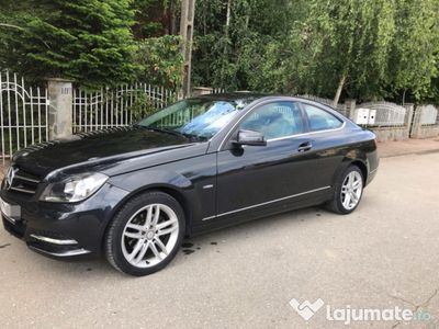 second-hand Mercedes 180 C Class Coupe