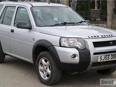 brugt Land Rover Freelander 4x4, 2.0 Diesel, an 2005