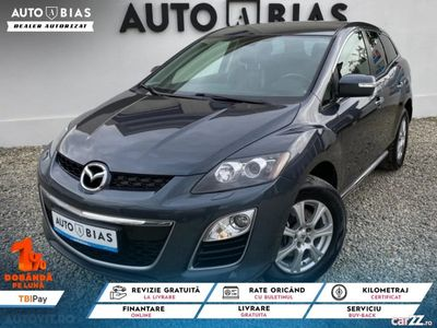 second-hand Mazda CX-7 2.2 Turbodiesel High-Line / Euro 5