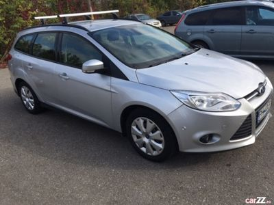 second-hand Ford Focus 1,6 tdci econetic, euro 5 ,an 2012