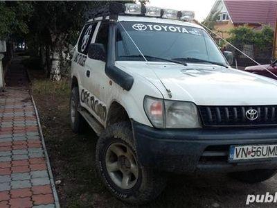 brugt Toyota Land Cruiser j901997 stare buna sau schimb