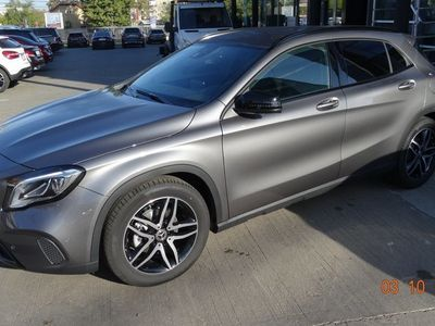 second-hand Mercedes GLA200 CDI 4MATIC Sport Utility Vehicle