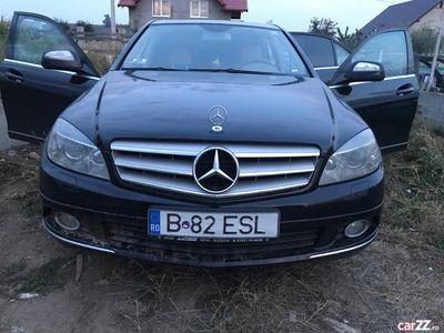 second-hand Mercedes C320 cdi 4 Matic 4x4 variante