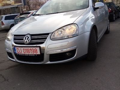 second-hand VW Golf V automatic, fabr 2008, 2.0 l, 140 cp, euro 4.