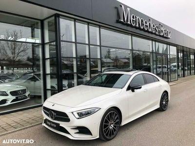 second-hand Mercedes CLS450 CLS