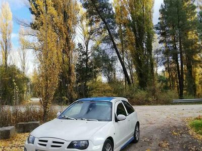 second-hand MG ZR