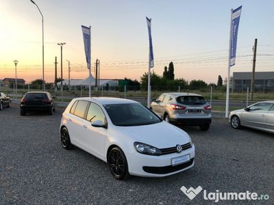 second-hand VW Golf VI 1.4i Garantie* Plata Si In Rate