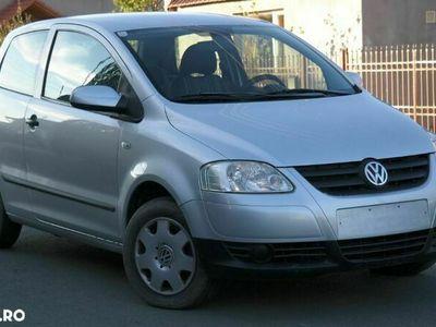 second-hand VW Fox - an 2005, 1.2 (Benzina)