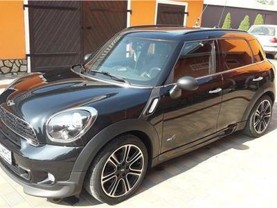 second-hand Mini Countryman JCW All4