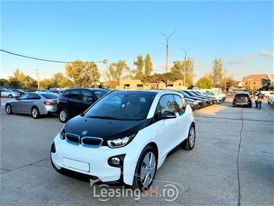 second-hand BMW i3 din 2015