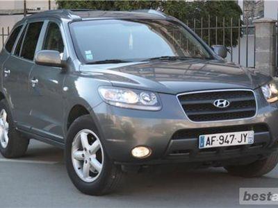 second-hand Hyundai Santa Fe (Tucson), 2.2 crdi (Diesel), an 2008 luna 7