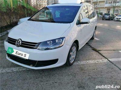 second-hand VW Sharan Euro 5