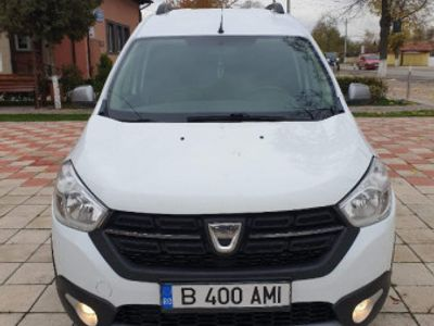 second-hand Dacia Dokker 2014