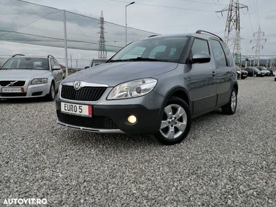 second-hand Skoda Roomster 1.6