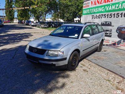 second-hand VW Passat 1.6 Benzina,2000,Finantare Rate