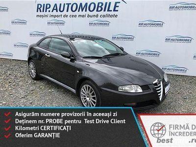 second-hand Alfa Romeo GT 1.9JTD 150Cp Bose Jante 17 Piele Alcantara