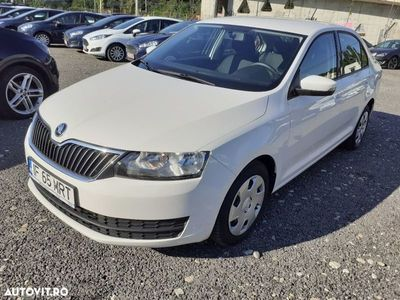 second-hand Skoda Rapid 2016