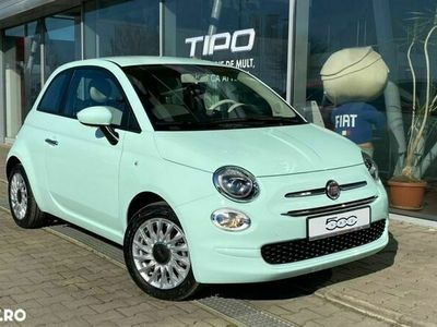 second-hand Fiat 500 1.0