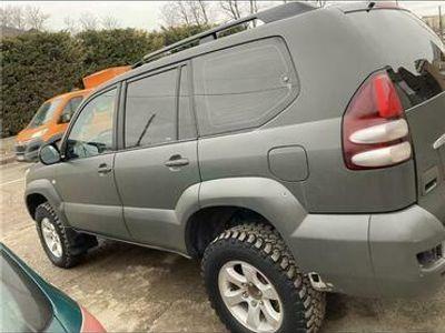 second-hand Toyota Land Cruiser