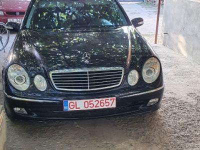 second-hand Mercedes E320