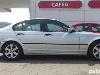 second-hand BMW 316 Seria 3, i, GPL, facelift, 2003