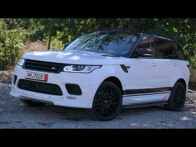 second-hand Land Rover Range Rover Sport 4x4 Pachet AC SCHNIT