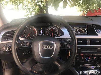 second-hand Audi A4 B8- 2011 180CP