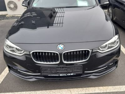 second-hand BMW 320 d turing sport line 2016 euro 6
