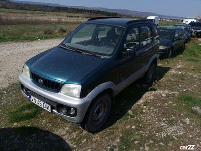 second-hand Daihatsu Terios an 2001 1.3i