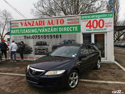 second-hand Mazda 6 2.2 Benzina,2005,Finantare Rate