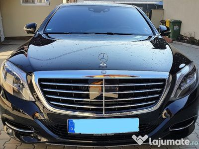 used Mercedes S350 CDI LUNG