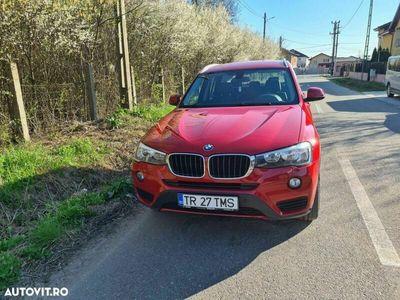 second-hand BMW X3 sDrive18d