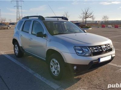 second-hand Dacia Duster Laureate 4x2 2015 125Cp