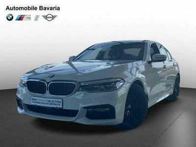 second-hand BMW 540 i xDrive M Sport Edition