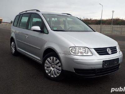 second-hand VW Touran GOAL HIGHLINE