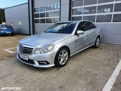 second-hand Mercedes E350 E