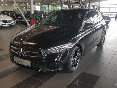 second-hand Mercedes B200 d