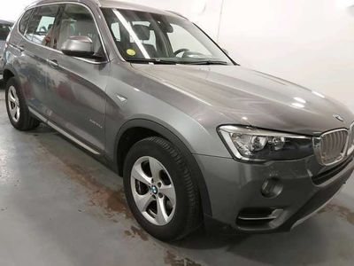 second-hand BMW X3 - (In curand si in parc)