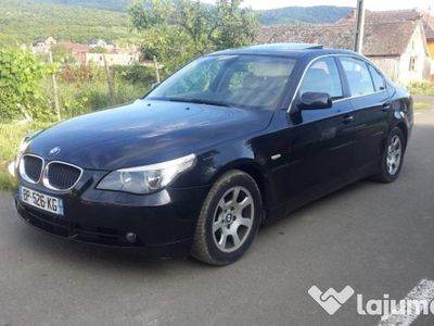 used BMW 520 e60 d facelift, 2.0 diesel, an 2007