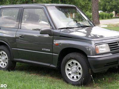 second-hand Suzuki Vitara automat 4x4, 1.6 (benzina), an 1992