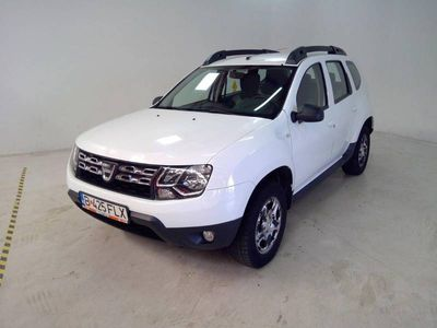 second-hand Dacia Duster 1.5 dCi 109cp, Laureate 4x4