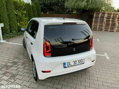 second-hand VW up! (BlueMotion