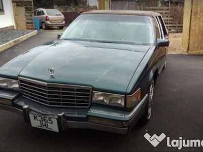 second-hand Cadillac Deville sedan
